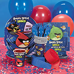 Angry Birds Space Party Supplies