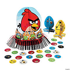 Angry Birds Table Décor