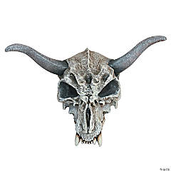 Animal Longhorn Skull Mask for Adults