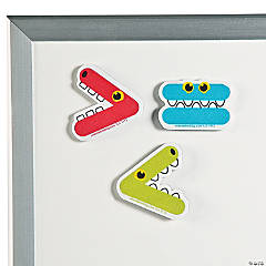 Animal Math Magnets