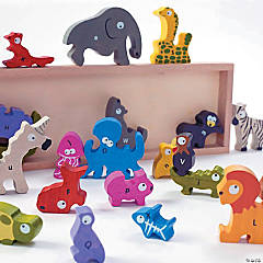 Animal Parade A-to-Z Puzzle