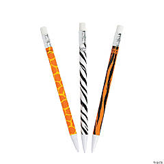 Animal Print Mechanical Pencils