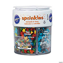 Animals & Stars: Sprinkles Set