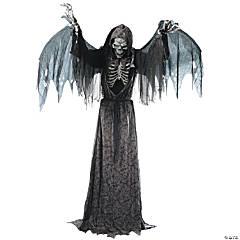 Animated Angel of Death Life-Size Halloween Décor