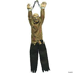Animated Hanging Zombie