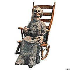 Animated Mother Halloween Décor