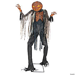 Animated Scorched Scarecrow