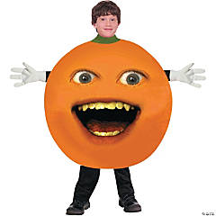 Annoying Orange Kid's Costume