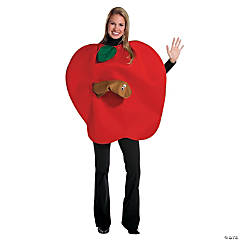 Apple Adult's Costume