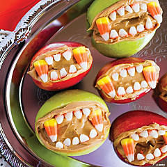 Apple Monster Mouths Recipe