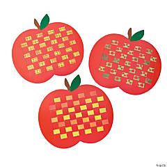 Apple Weaving Craft Kit