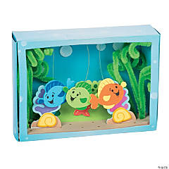 Aquarium Box Craft Kit