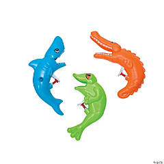Aquatic Animals Squirt Guns