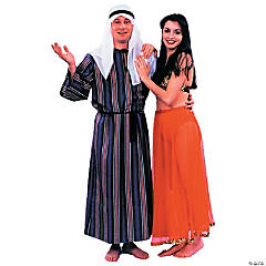 Arab Sheik Adult Men's Costume