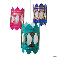Arabian Hanging Lantern Holders