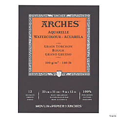 Arches Watercolor Pad Rough