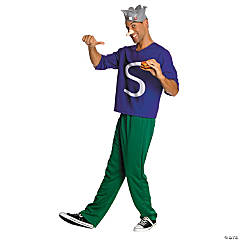 Archie Comics Jughead Standard Adult Men's Costume