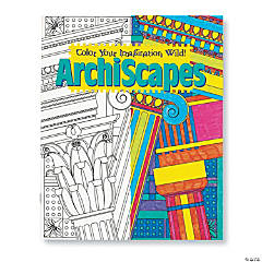 ArchiScapes Coloring Book