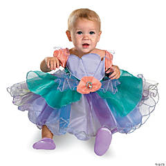 Ariel Infant Girl's Costume