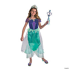 Ariel Prestige Little Mermaid Costume for Girls