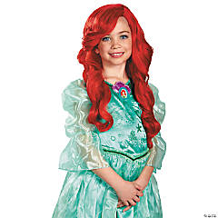 Ariel Wig for Children