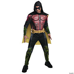 Arkham Asylum Robin Costume for Men