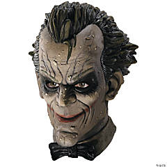 Arkham City Joker Latex Mask