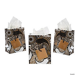 Art Deco Small Gift Bags