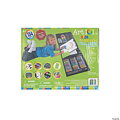 Art 101 Kid's Tri-Fold Art Set