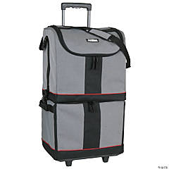 ArtBin Tote Express- Black, Gray & Red