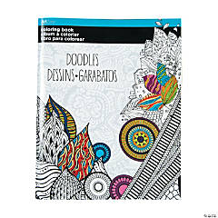 ArtZone™ Doodles Coloring Book