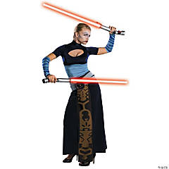 Asajj Ventress Standard Adult Women's Costume