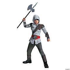 Assassin Muscle Costume for Boys