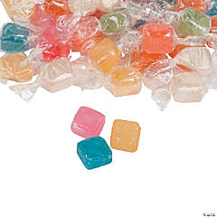 Assorted Candy Cubes