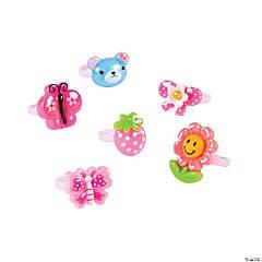 Assorted Cute Rings