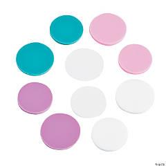 Assorted Plastic Discs
