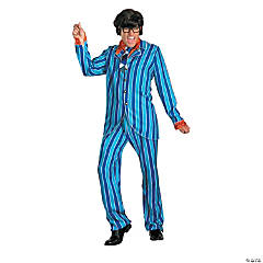Austin Powers Carnaby Suit Adult Men's Costume