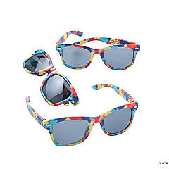 Autism Awareness Sunglasses