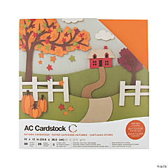 Autumn Cardstock Variety Pack