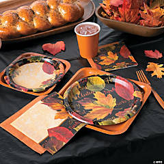 Autumn Expression Party Supplies