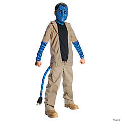 Avatar Jake Sulley Kid's Costume