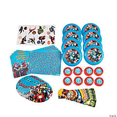 Avengers Assemble Party Favor Pack