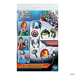 Avengers Photo Stick Props