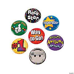 Award Mini Buttons