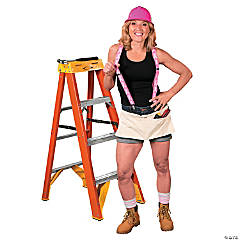 Awareness Construction Worker Costume Idea