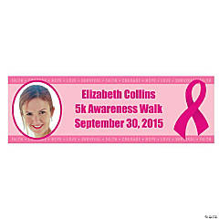 Awareness Large Custom Photo Banner