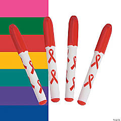 Awareness Ribbon Mini Pens