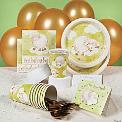 Ba Ba Baby Shower Party Supplies