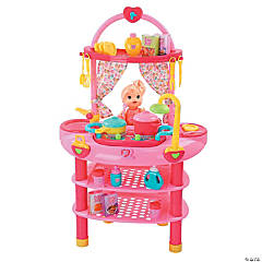 Baby Alive Cook N' Care Set