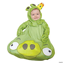 Baby Angry Birds Pig Costume